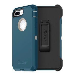 otterbox defender series iPhone 7+ case blue